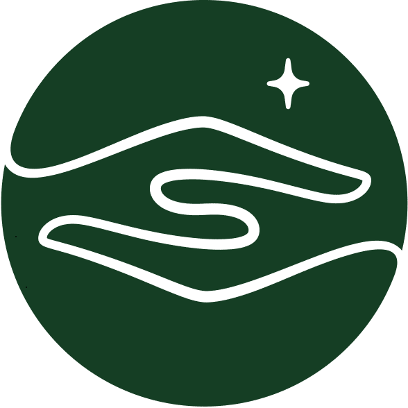 Only green logo